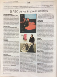 ARCO´04. ABC los imprescindibles
